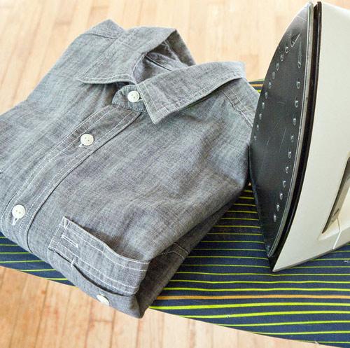 Liệu bạn đã biết ủi áo sơ mi nam đúng cách?